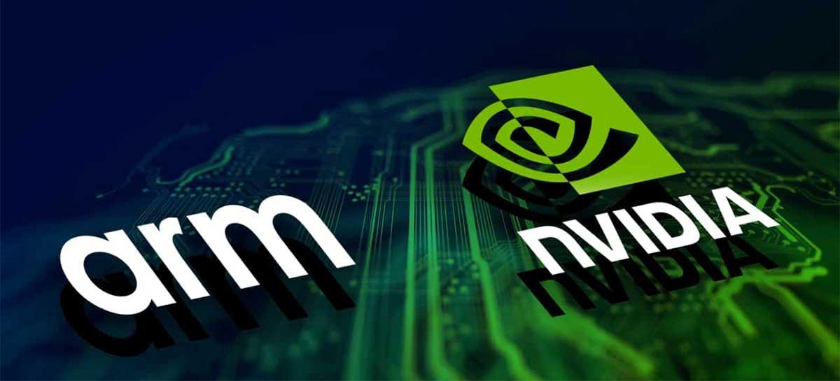 Nvidia deve finalizar aquisição da ARM por US$ 40 bilhões nesta semana [Rumor]