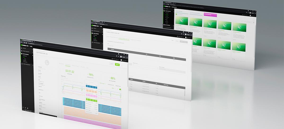 Plataforma NVIDIA Base Command oferece às empresas caminho rápido para projetos de IA