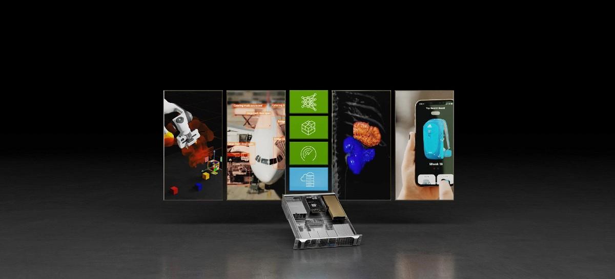 Nvidia disponibiliza globalmente o seu software AI Enterprise