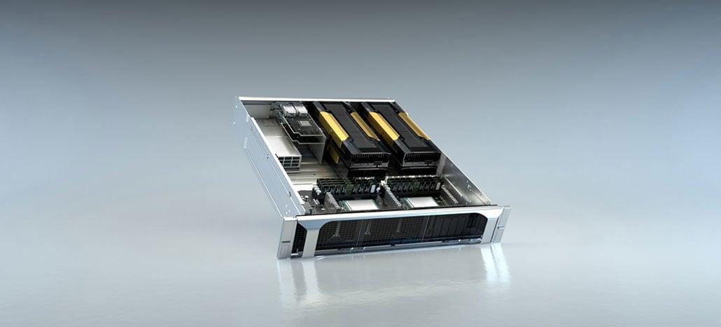 Nvidia revela nova plataforma EGX de supercomputação para Edge AI