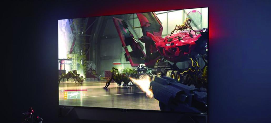 Primeira tela 65 polegadas 4K HDR da Nvidia chega em fevereiro por US$4.999