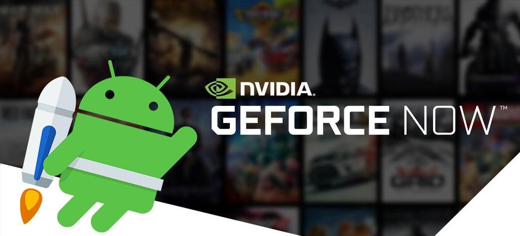 Serviço de streaming de games GeForce Now já está disponível para dispositivos Android!