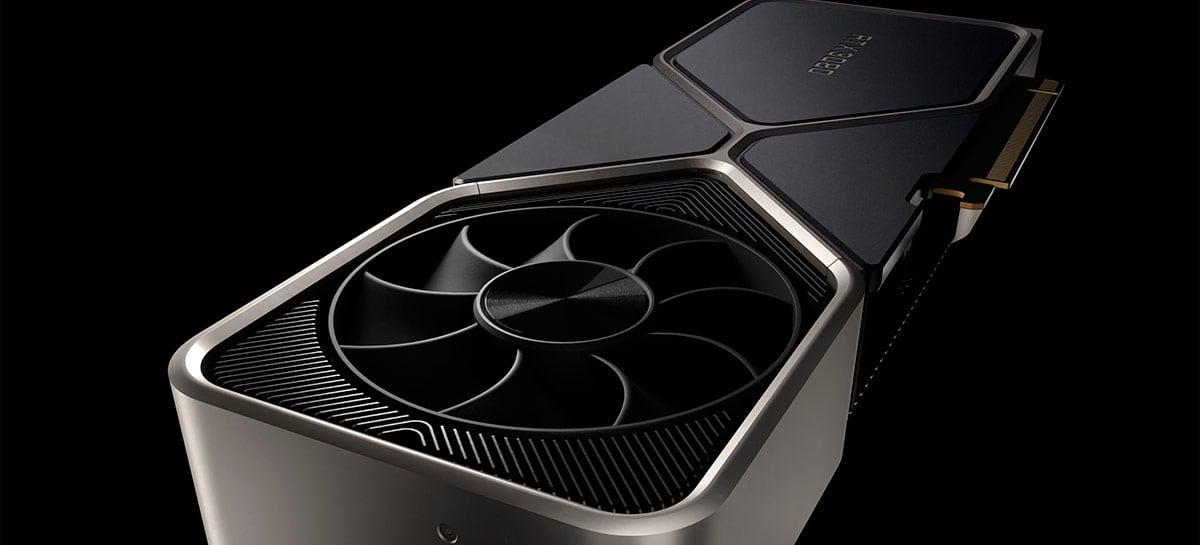 Nvidia apresenta sua nova geração RTX 3000 de placas de vídeo!