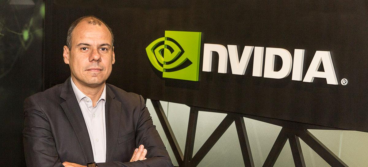 Nvidia faz mudanças na liderança da divisão Enterprise no Brasil