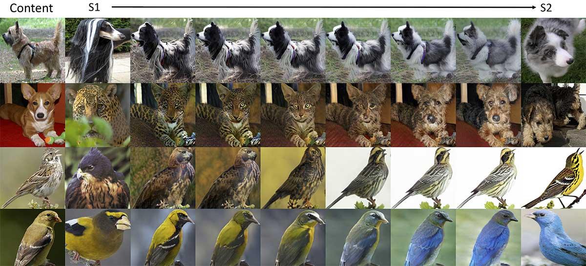 Projeto de IA da Nvidia pode mesclar animais e criar novas raças