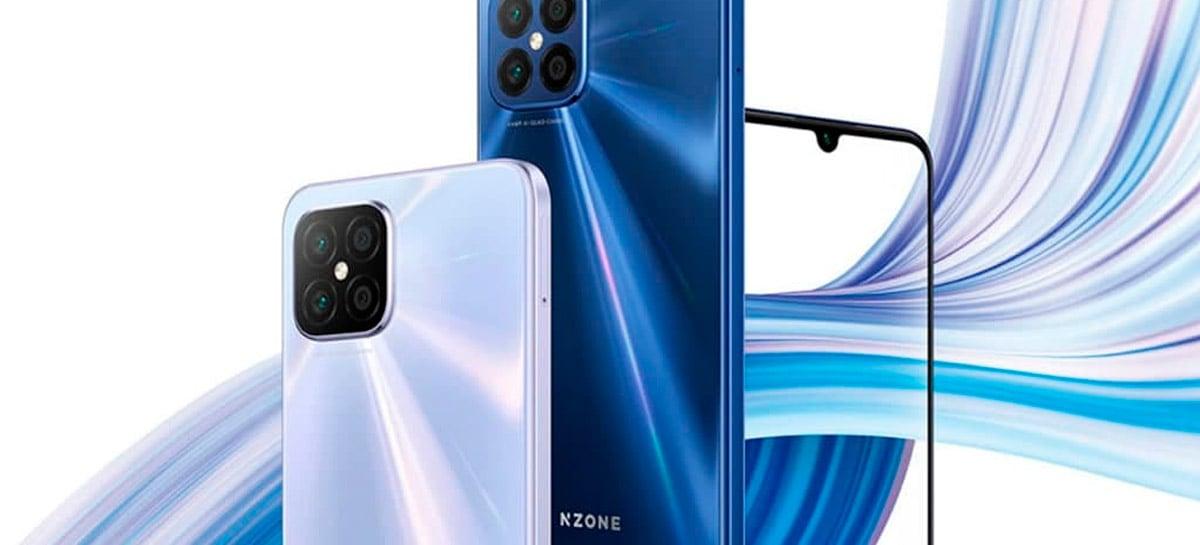 China Mobile lança NZONE S7 Pro Plus com display OLED de 6,52 polegadas e carregamento rápido de 66W