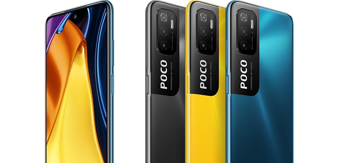 OFICIAL: O baratinho POCO M3 Pro vai ser anunciado dia 19 de maio