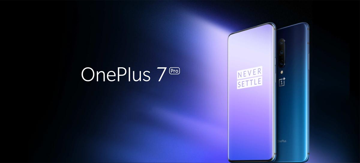 Update para o OnePlus 7 e OnePlus 7T corrige bugs e problemas de segurança