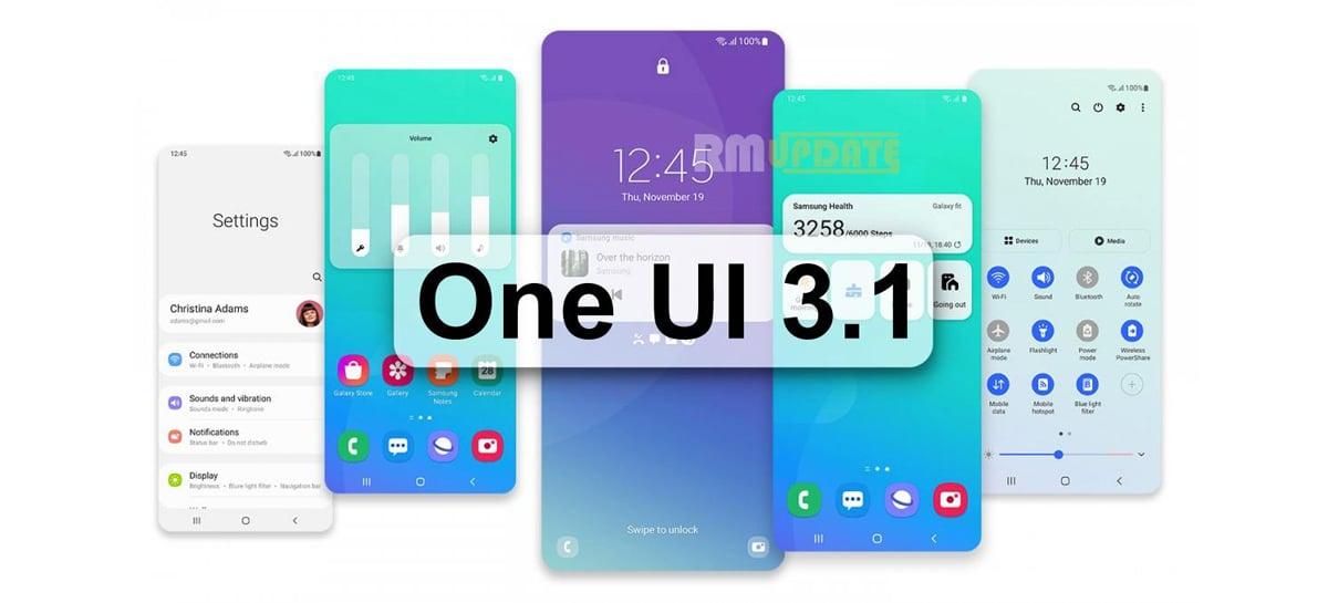Samsung disponibiliza atualização One UI 3.1 para mais celulares da linha Galaxy