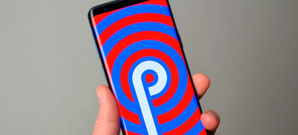 Samsung Members com Galaxy S9 e S9 Plus estão testando a versão Beta do Android 9 Pie One UI