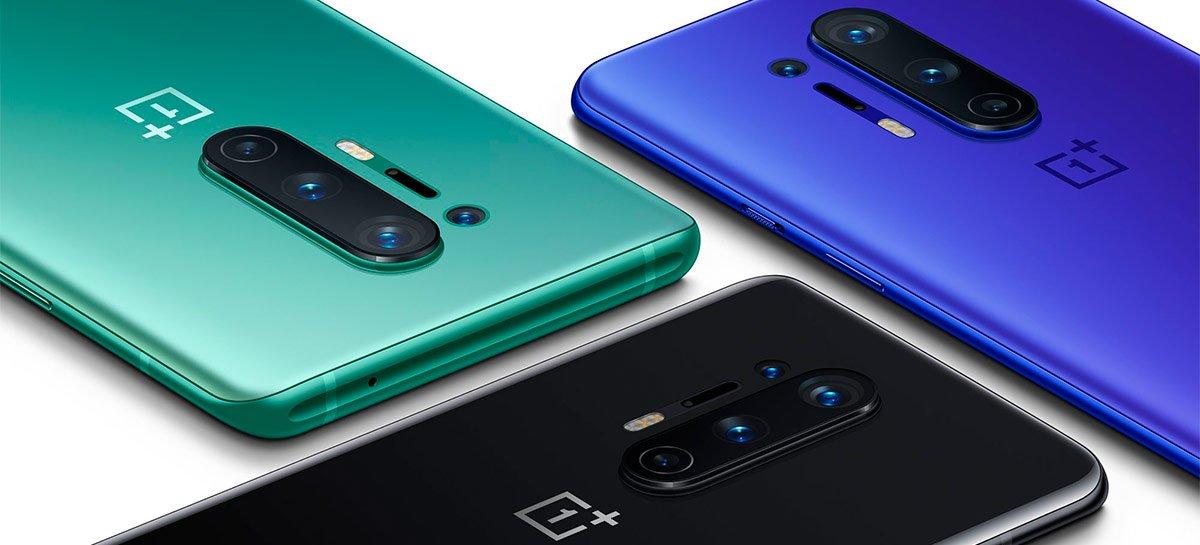 OnePlus 8 e OnePlus 8 Pro recebem nova versão estável do OxygenOS