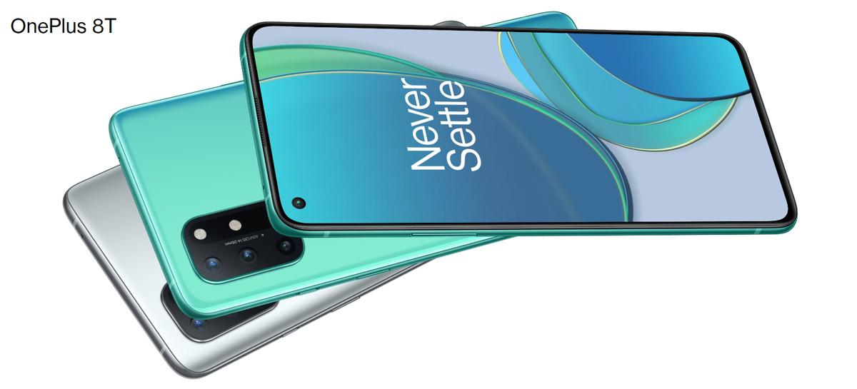 OxygenOS para OnePlus 8 e 8T traz atualizações de segurança de janeiro de 2021