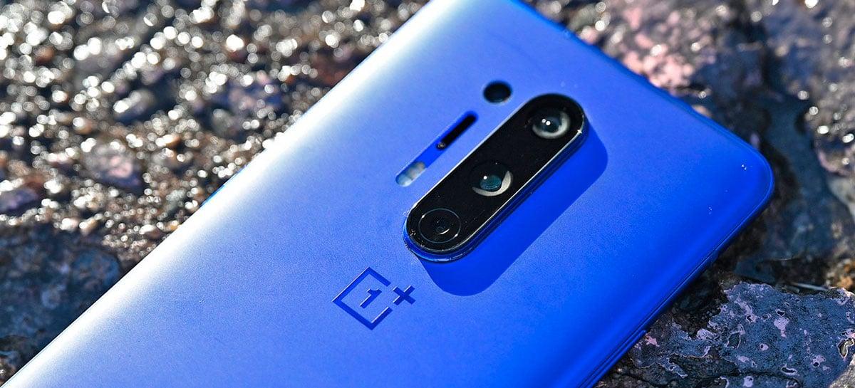 OnePlus 8T deve ser lançado no final de setembro com tela de 120Hz e quatro câmeras traseiras