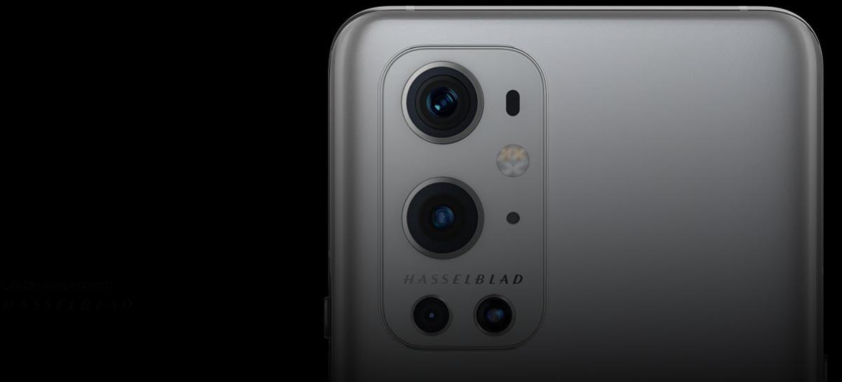 OnePlus 9 e 9 Pro 9R recebe nova atualização que melhora a câmera