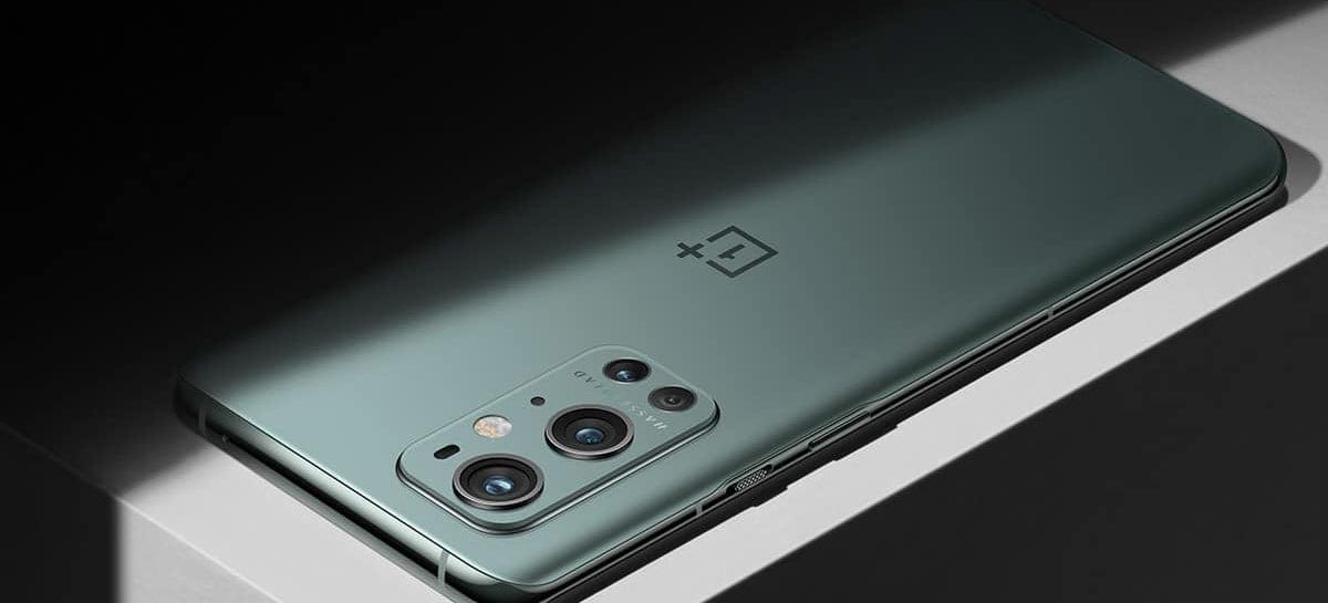 Update para OnePlus 9 e 9 Pro promete mais melhorias nas câmeras e na recarga