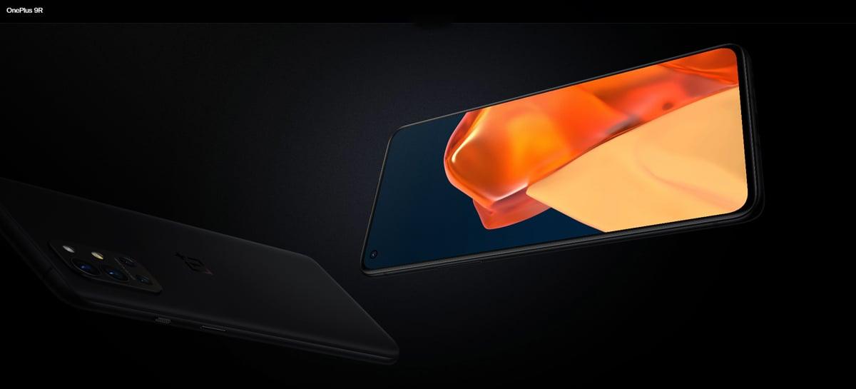 OnePlus 9R é uma versão melhorada do OnePlus 8T com chip Snapdragon 870