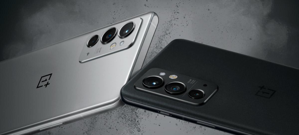 """OnePlus 9RT é anunciado com SD 888, tela OLED de 6.62"""" 120Hz e câmera principal de 50MP"""