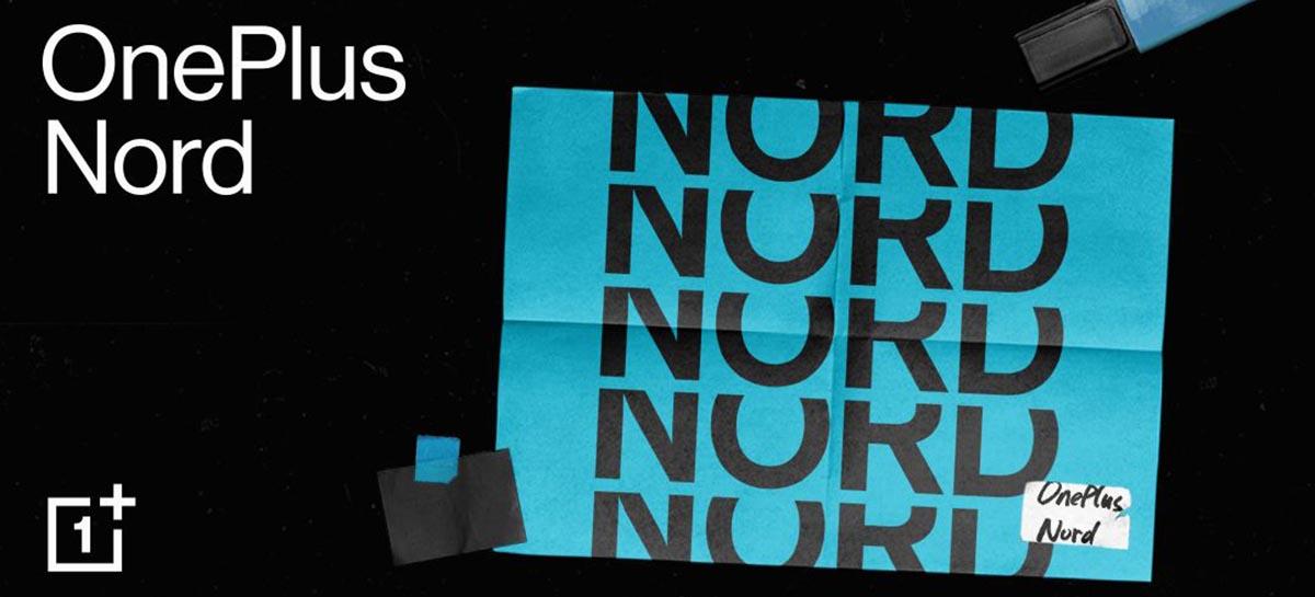 OnePlus confirma oficialmente o lançamento do Nord CE 5G