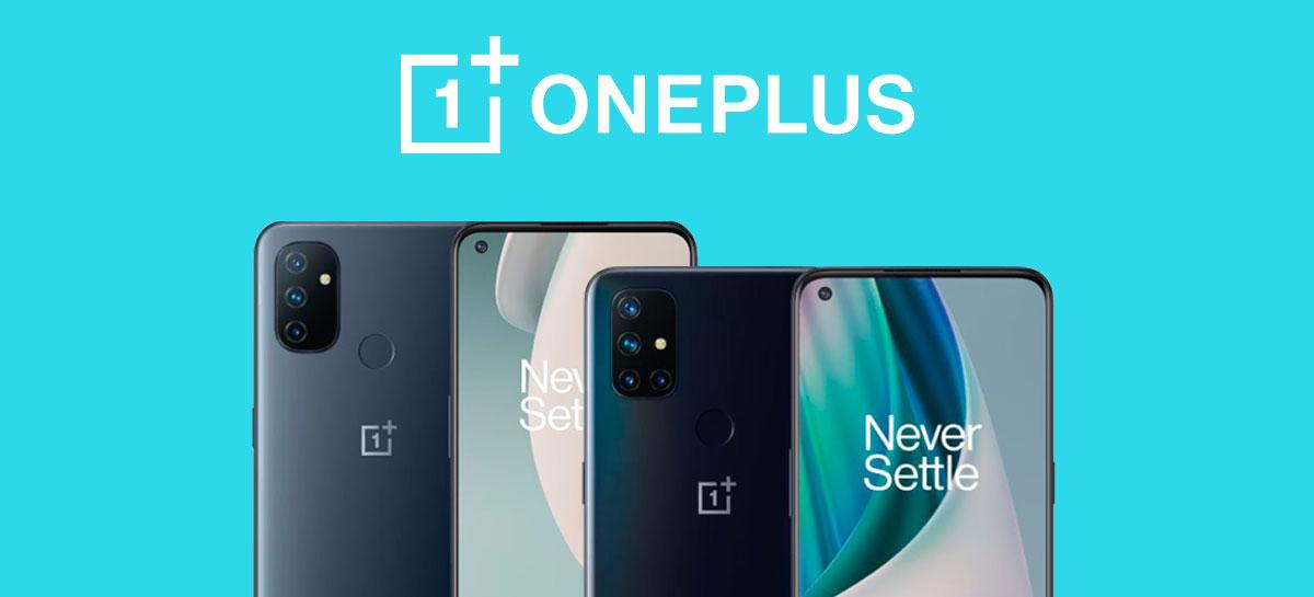 OnePlus Nord N10 5G e N100 são anunciados como novas opções da marca para o segmento intermediário