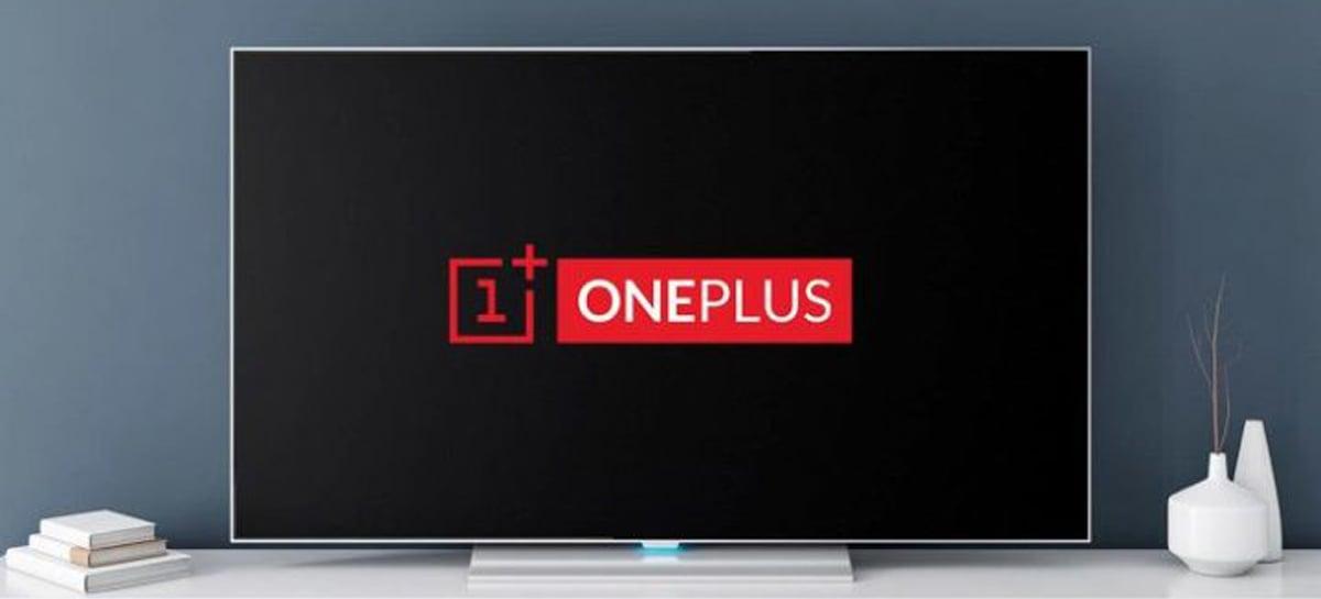 Imagens da OnePlus TV U1S mostram tela com bordas mais finas e novo controle