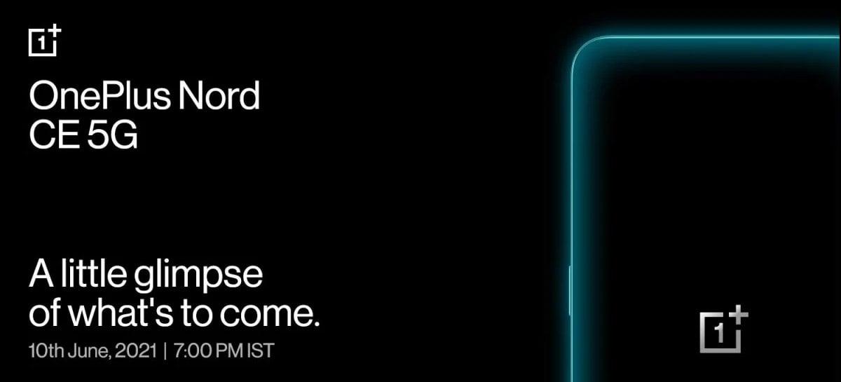 OnePlus Nord CE 5G deve vir com display AMOLED de 90Hz e câmera principal de 64MP