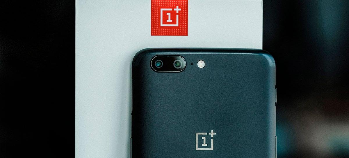 OnePlus 5 e 5T começam a receber a atualização para o Android 10