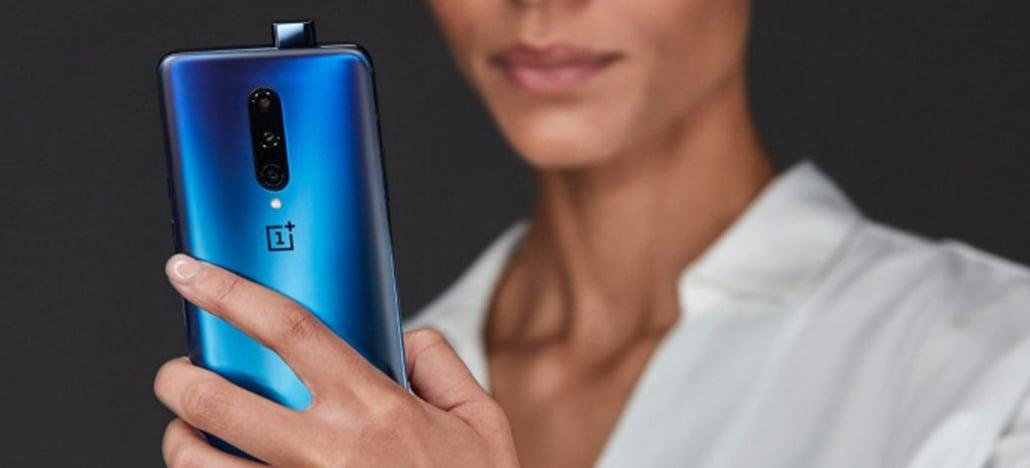 OnePlus 7 Pro chega com tela de 90 Hz, câmera retrátil e snapdragon 855