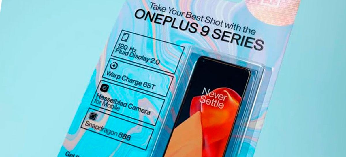 Nova tendência? OnePlus 9 revela embalagem alternativa sem caixa