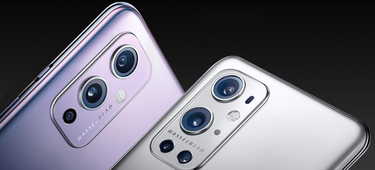 OxygenOS 11.2.4.4 para OnePlus 9 e OnePlus 9 Pro traz melhorias na câmera