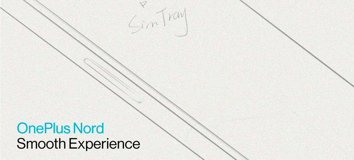 OnePlus Nord vai ser integrado com display de 90Hz e 12 GB de RAM