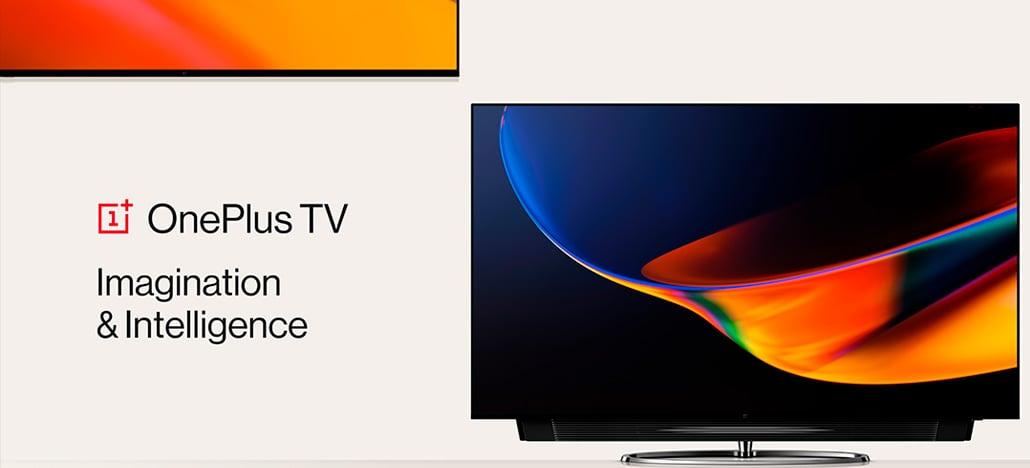 OnePlus TV Q1 é lançada oficialmente com Android TV, tela QLED 4K de 55 polegadas e mais