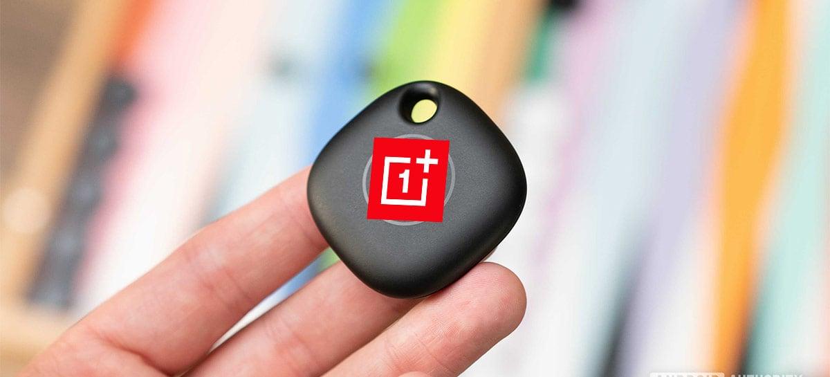 OnePlus também vai lançar tags para localizar objetos, revela patente