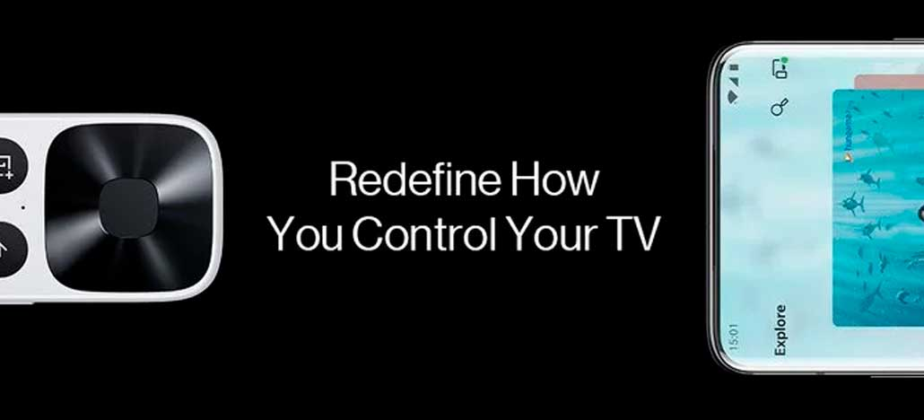 OnePlus TV poderá ser controlada pelo smartphone