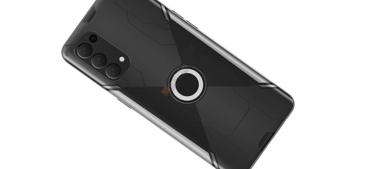 Oppo pode estar criando seu primeiro smartphone gamer