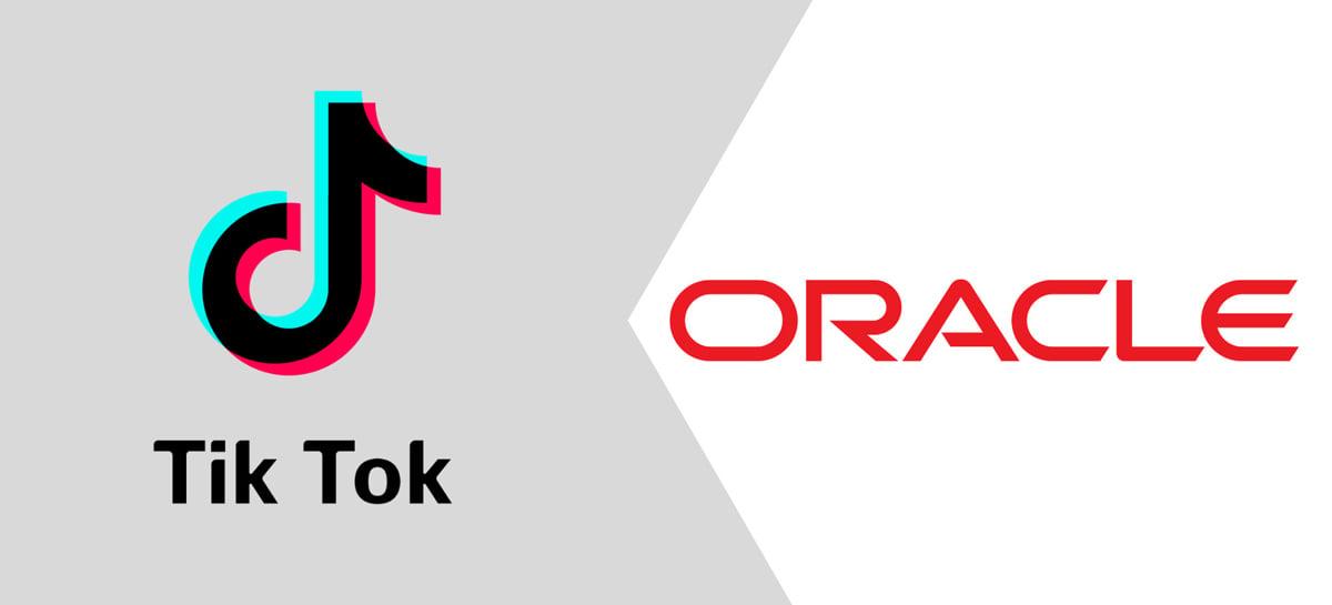 Oracle entra na corrida para comprar as operações do TikTok nos EUA