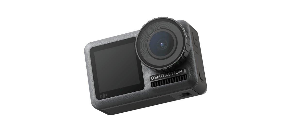 Câmera de ação DJI Action 2 pode trazer melhorias no modo noturno