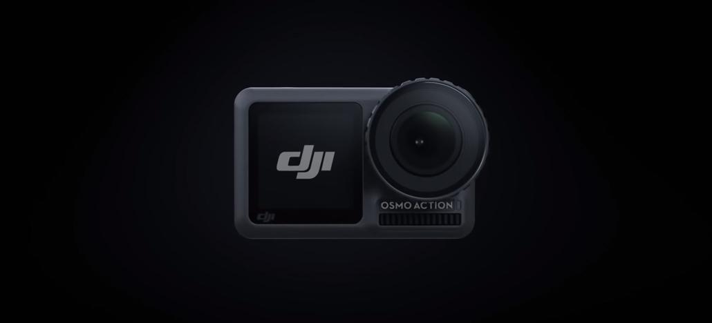 DJI diz para usuários atualizarem sua Osmo Action com o firmware v01.02.00.10 antes de usá-la