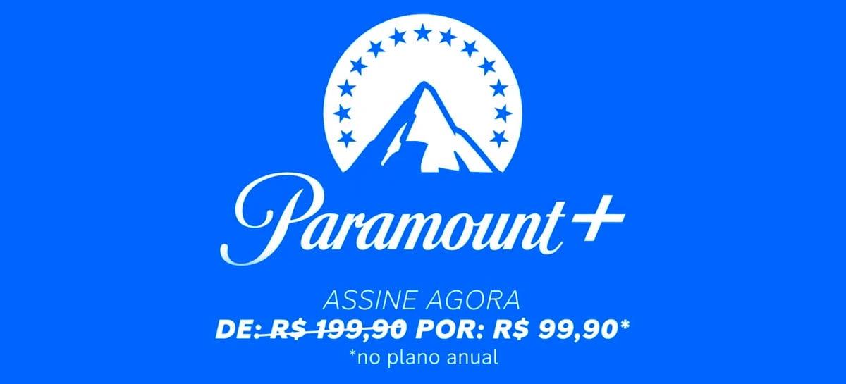 Paramount+: promoção reduz valor da assinatura em 50%