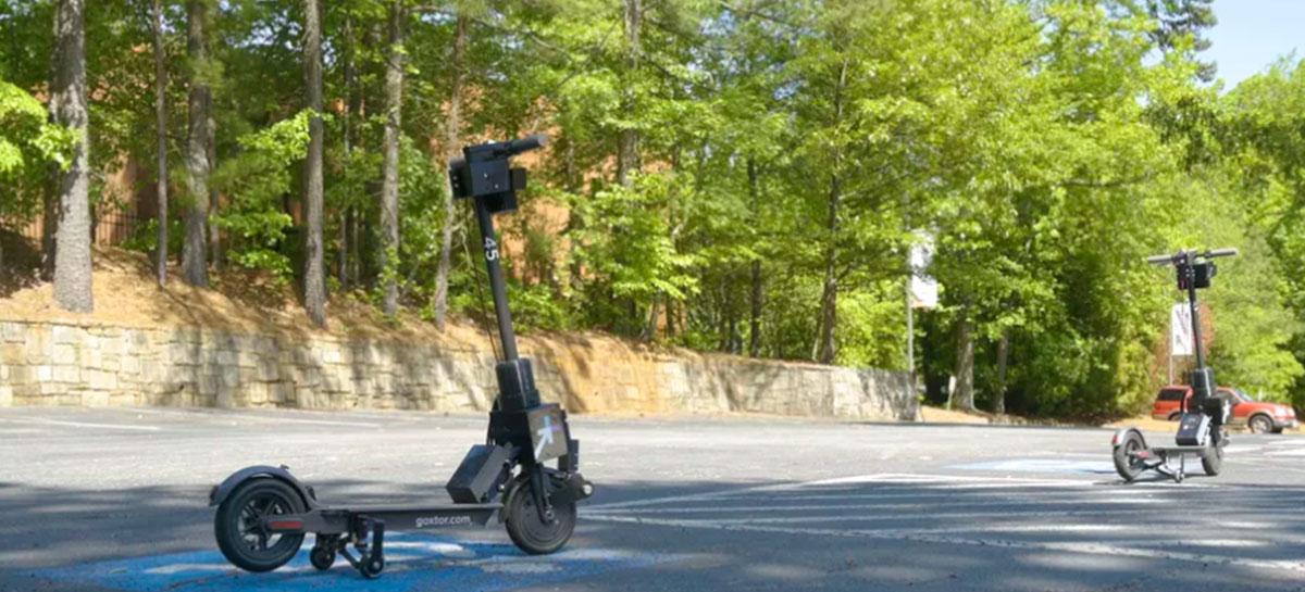 Controlados remotamente, novo tipo de patinete elétrico vai até você!