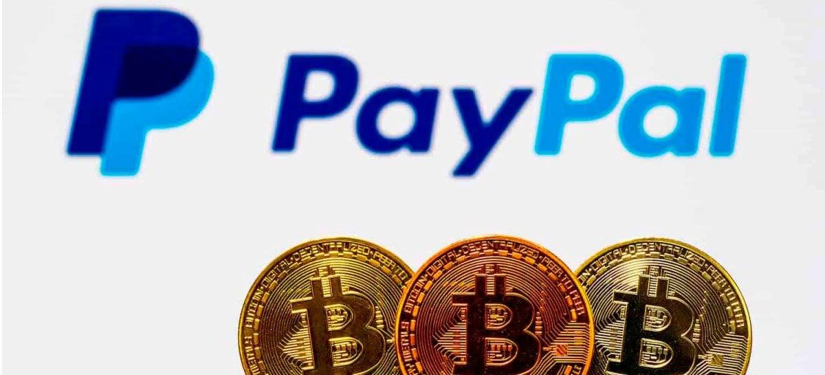 PayPal agora permite que usuários nos EUA comprem, vendam e paguem com criptomoedas