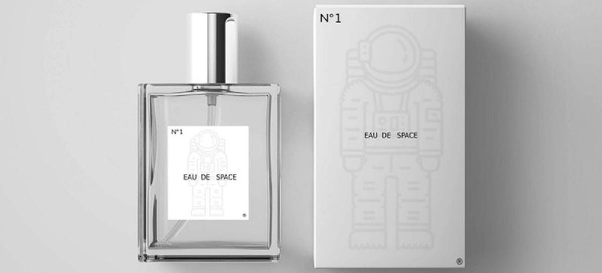 Perfume com cheiro do espaço já arrecadou US$ 350 mil no Kickstarter