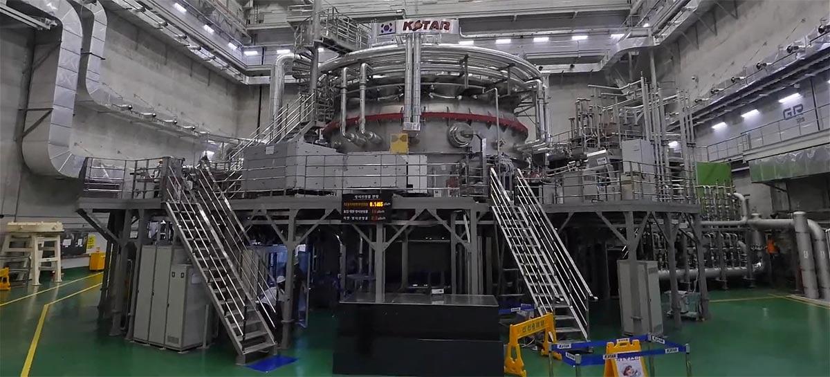 """Pesquisadores criam """"Sol artificial"""" alcançando 100 milhões de graus celsius"""