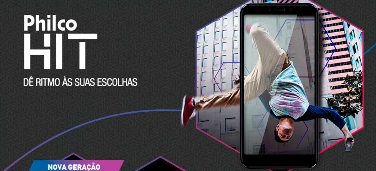 Philco lança Hit PCS01, seu primeiro celular com 4GB de RAM por R$ 950