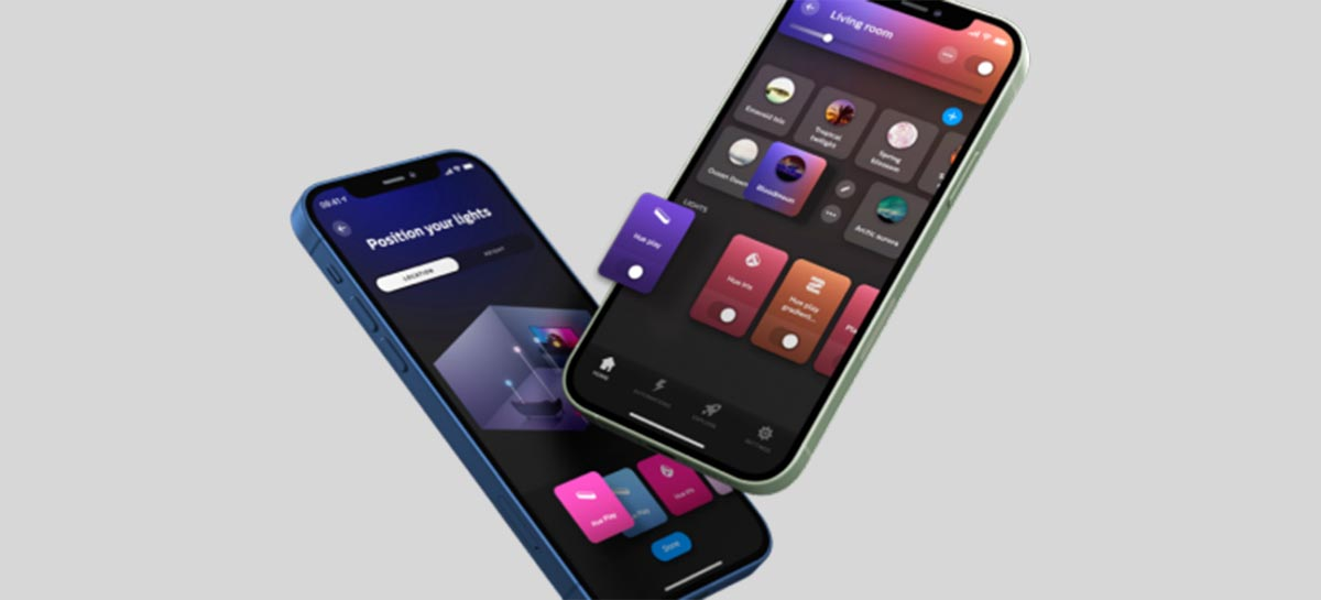 Philips está refazendo todo o seu aplicativo para o Android e iOS