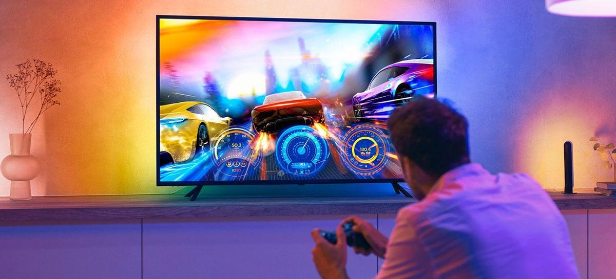 Philips Hue Lightstrip traz luzes LEDs que sincronizam com a sua TV