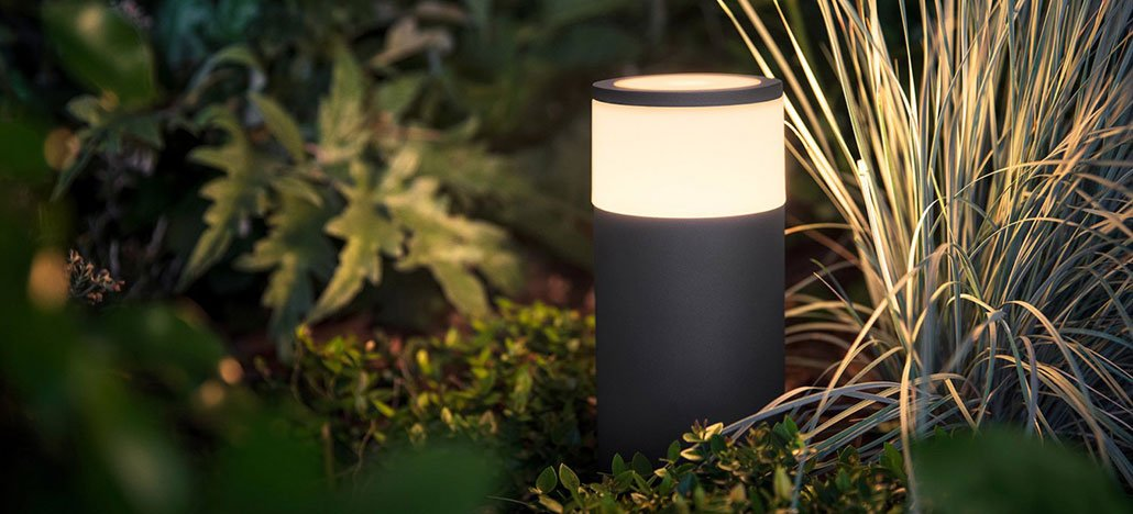 Philips estaria trabalhando em novos modelos de lâmpadas externas Hue