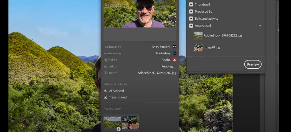 Adobe revela nova ferramenta no Photoshop que identifica fotos alteradas