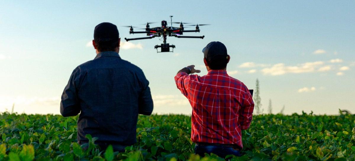 Procura por pilotos de drones em alta - pagamentos chegam a R$ 15 mil por dia