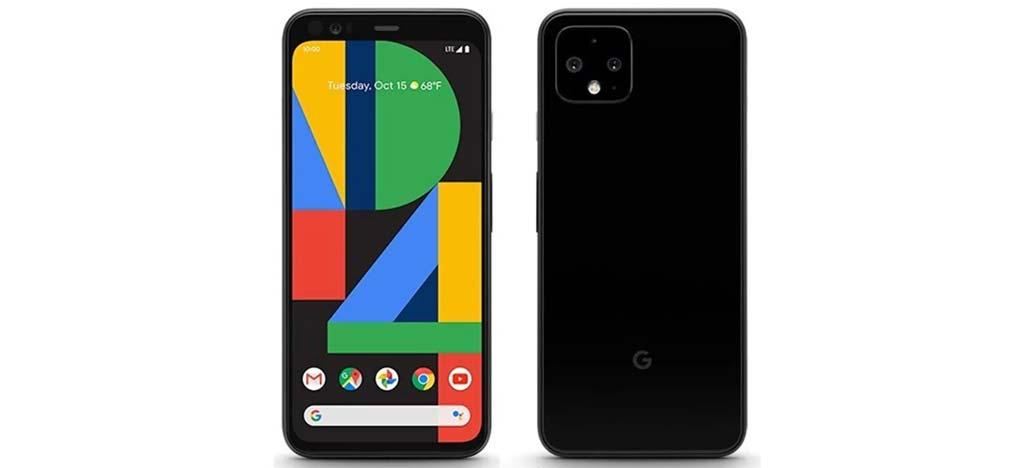 Google Pixel 4 aparece em detalhes numa suposta renderização de imprensa