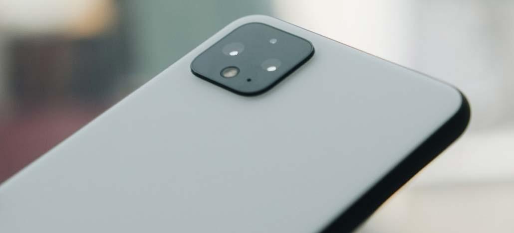 Google Pixel 4 ganha imagens que mostram gestos e desbloqueio facial